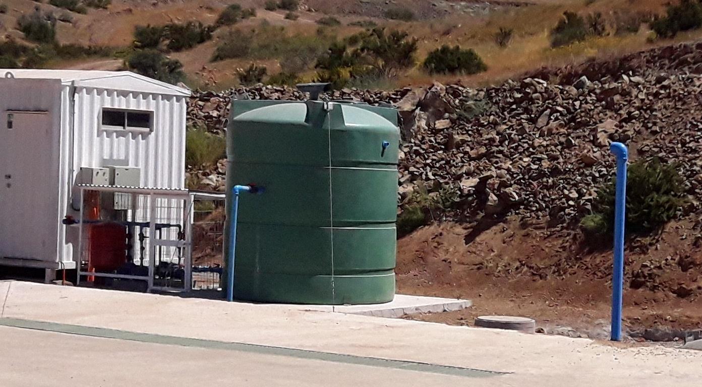 Sistema Impulsión Agua Potable