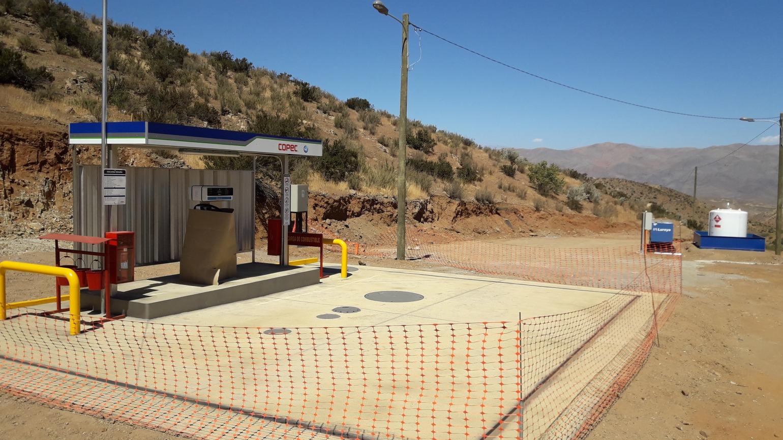 Estación de Combustible de 20.000 Litros